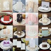ウエディング 招待状 結婚式 席次表 手作りセット 無料サンプル WISH結婚式招待状 手作りキット ウェディング ブライダル Wedding bridal