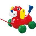 いぬのヴァルディ 引っぱるおもちゃ 知育玩具 子供 男の子 女の子 幼児 お祝い 入園 誕生日 プレゼント ギフト 贈り物 犬 おもちゃ