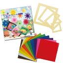 トランスパレントセット(本体、枠、ガイドブック) 知育玩具 折り紙 おりがみ