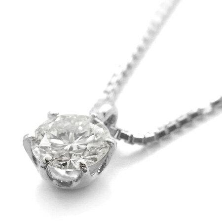 ダイヤモンド ネックレス 一粒 プラチナ 0.4ct 0.4カラット ダイアモンドネックレス ダイアモンド ダイアネックレス ダイヤ ダイヤモンドネックレス ダイヤモンドペンダント diamond 一粒ダイヤモンドネックレス ソリティア SSP
