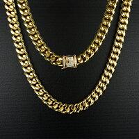 金のネックレス(PROPRE3570)