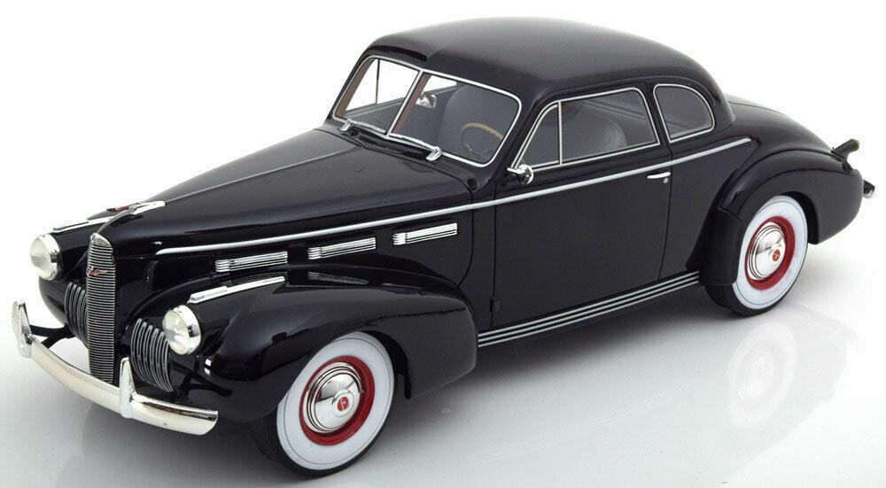車, ミニカー・トイカー BOS 118 50 1940 LASALLE SERIES 50 COUPE BLACK LIMITED 504 ITEMS