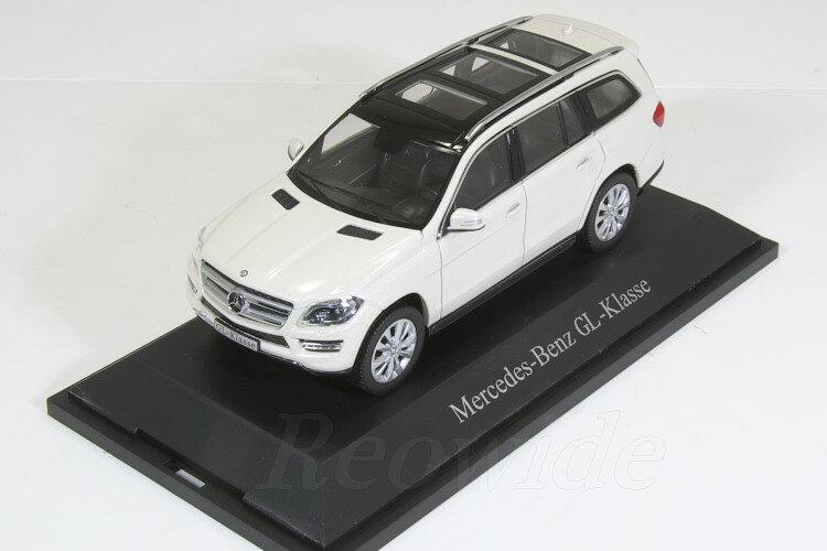 車, ミニカー・トイカー  143 GL X166 2012 (Designo Diamond White Bright) GL-Class