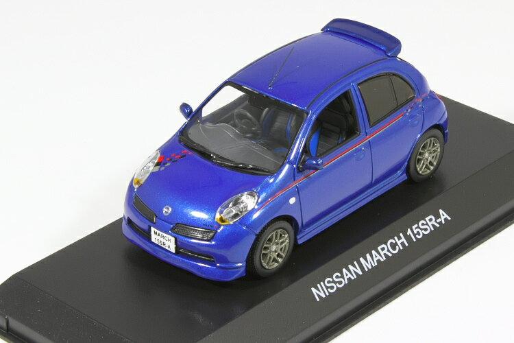 車, ミニカー・トイカー  143 15SR-A NISSAN MARCH 15SR-A with NISMO Stripe