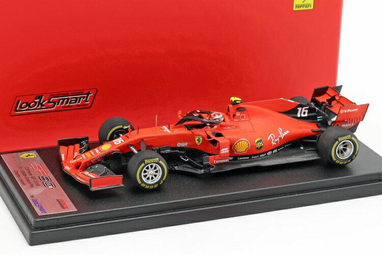 車, ミニカー・トイカー  143 SF90 16 2019 Looksmart Ferrari SF90 F1 Scuderia Ferrari 5 Chinese GP 2019 1000th F1 GP Charles Leclerc
