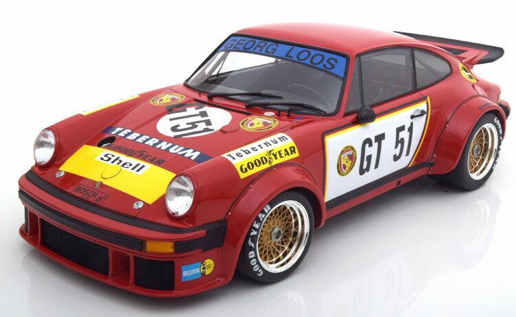 車, ミニカー・トイカー  112 934 GT51 300km 1976 Porsche No.GT51 Nuuml;rburgring Hezemans Team Gelo-Tebernum