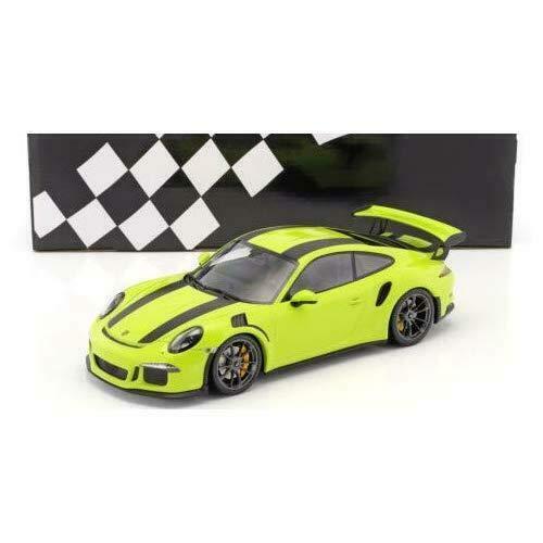 車, ミニカー・トイカー  118 911 GT3 RS type 991 Mk 1 2015 porsche light green