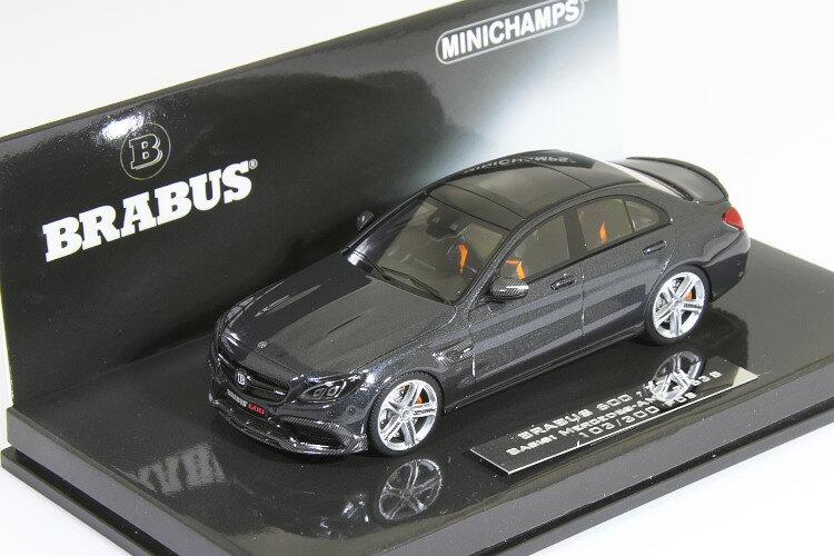 車, ミニカー・トイカー  143 600 AUF BASIS C63 S 2015 BRABUS 600 AUF BASIS Mercedes-AMG