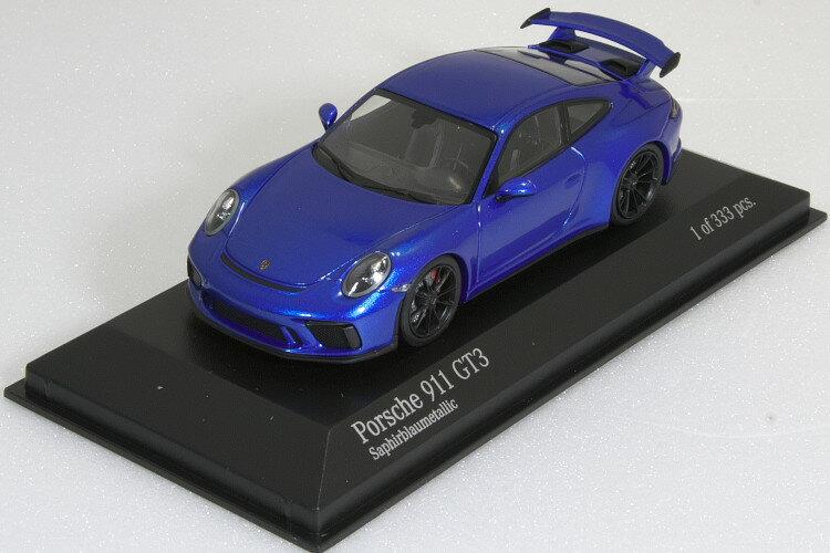 車, ミニカー・トイカー  143 911 (991-2) GT3 2017 333