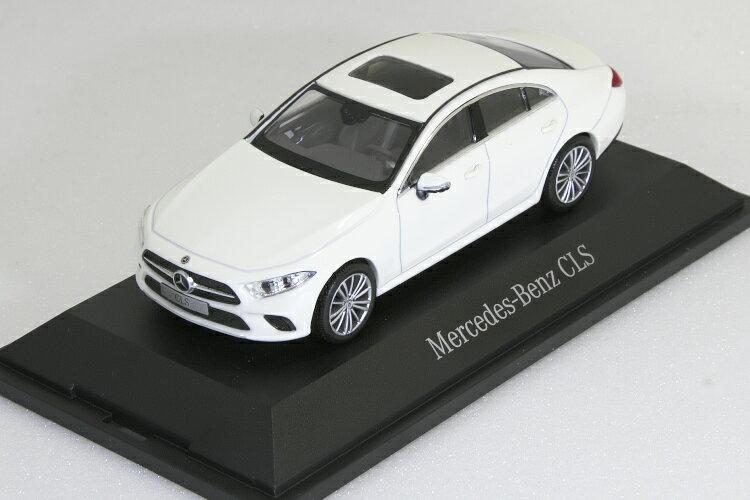 車, ミニカー・トイカー  143 CLS C257 2018 Designo Diamond White Bright