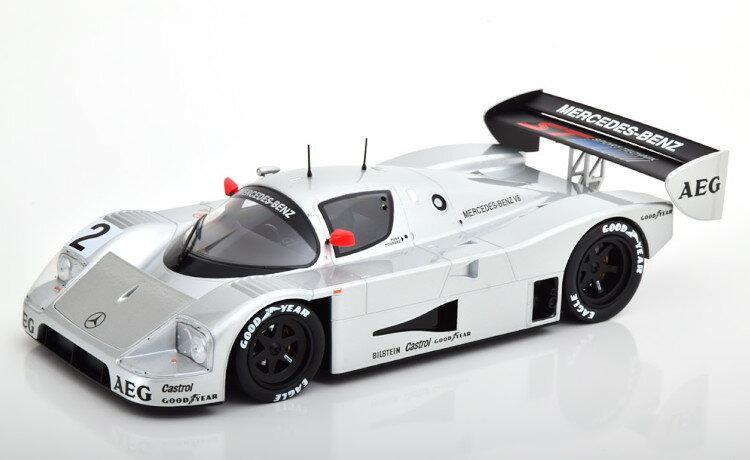 車, ミニカー・トイカー  118 C9 2 Sauber Mercedes Junior Team 1990 Mercedes Sauber SchumacherWendlingerFrentzen