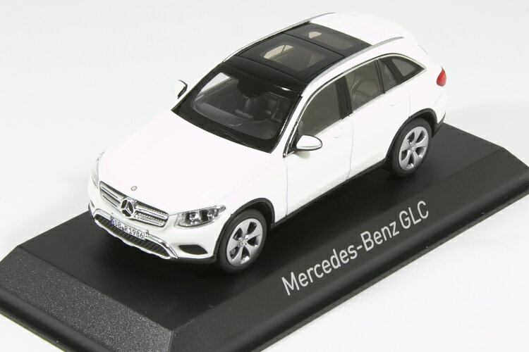 車, ミニカー・トイカー  143 GLC X253 2015 (Designo Diamond White Bright) CLC-Class