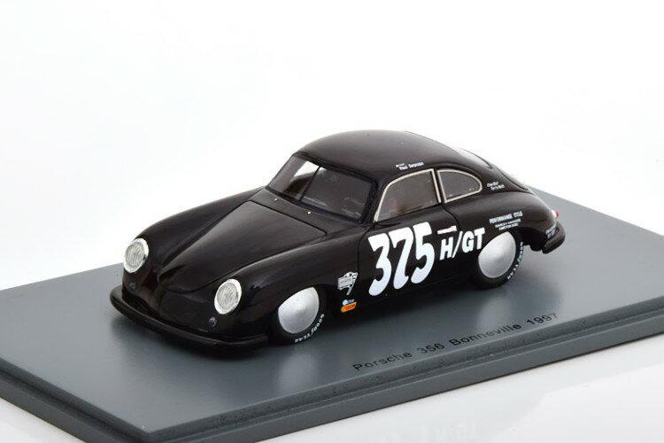車, ミニカー・トイカー Bizarre 143 356 1997 Porsche Bonneville black Swanson