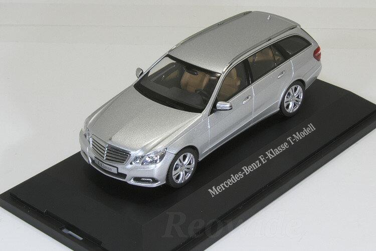 車, ミニカー・トイカー T-Modell 143 E 2010 S212 (Iridium Silver