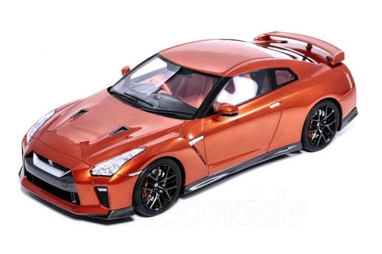 車, ミニカー・トイカー TARMAC 118 R35 GT-R Ultimate Shiny Orange 2017