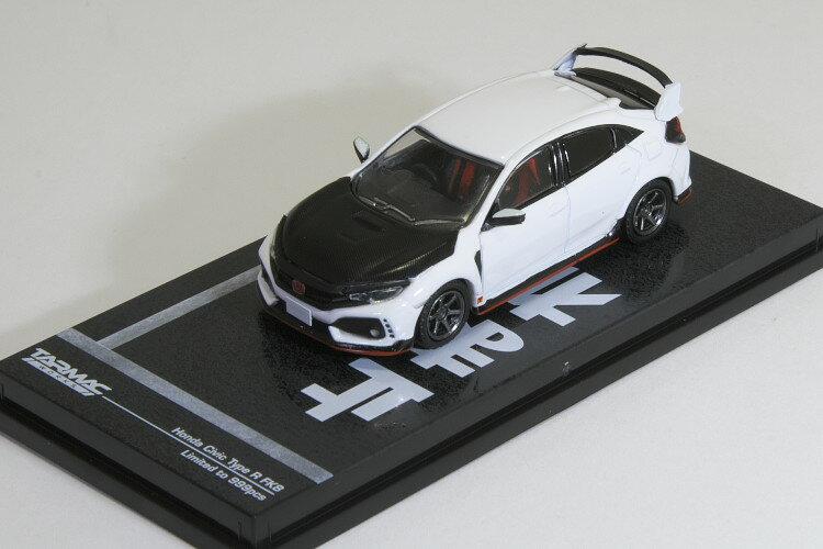 車, ミニカー・トイカー TARMAC Works 164 R FK8 999Honda SPPON Civic Type R
