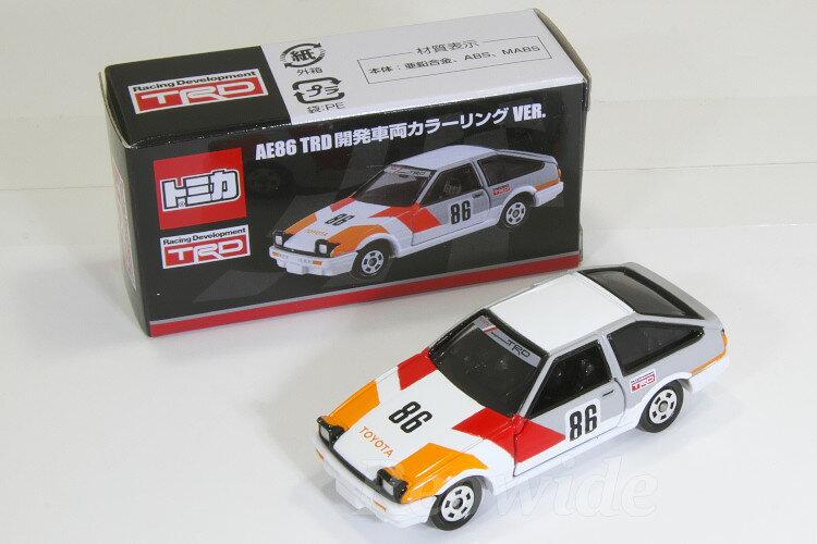 車, ミニカー・トイカー  160 AE86 TRD 86 200
