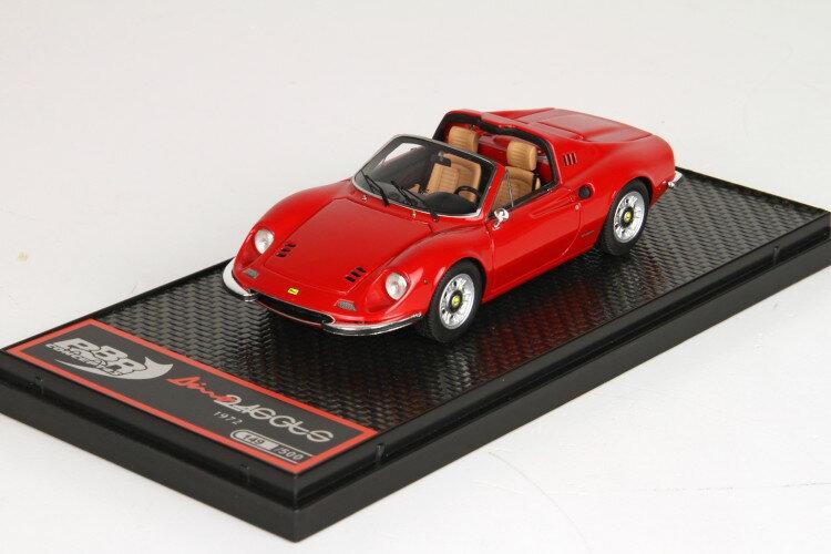 車, ミニカー・トイカー BBR 143 246 GTS 1969 Ferrari DINO 246 GTS SPIDER