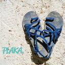 【SALE】PLAKA SANDALプラカサンダル USブランド サンダル フラット ストラップサンダル ヨガ リゾート ビーチスタイル(plaka-parmleaf)インポートシューズ