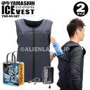 水冷服 水冷ベスト 水冷 氷 ICE VEST フルセット