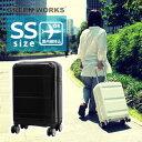 【ポイント10倍4/16(火)9:59まで】スーツケース 機内持ち込み可 コインロッカー&LCC対応48cm 34L 小型 キャリーケース キャリーバッグシフレ 1年保証付 GRE2042 GreenWorks