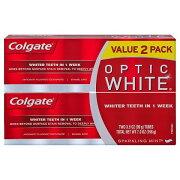 オプティック ホワイト スパークリングミント Toothpaste
