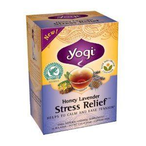 Yogi Tea(ヨギティー)『ハニーラベンダー ストレスリリーフ』