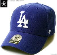 ドジャースキャップ/MLBキャップ/47Brandキャップ