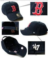レッドソックスキャップ/MLBキャップ/47Brandキャップ