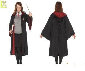 レディ Harry Potter グリフィンドールローブハリーポッター 衣装 コスプレ コスチューム パーティ 仮装 ハロウィン 女性 HALLOWEEN かわいい イベント ハリーポッターよりたくさんの衣装が登場 USJに行くときはコレで決まり