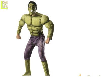 メンズ アベンジャーズ DX ハルク超人ハルク Hulk マーベル ヒーロー コスチューム 衣装 イベント かっこいい コスプレ ハロウィン パーティ イベント アベンジャーズよりメンズコスが多数登場 気分はアメリカンヒーロー