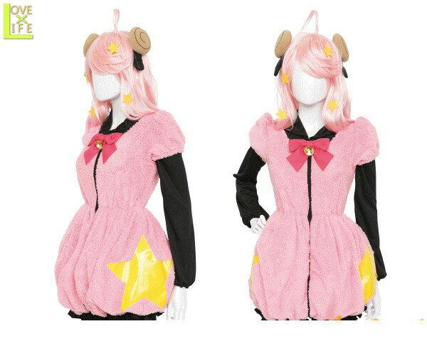 レディ SHOW BY ROCK モアプラズマジカ サンリオ アニメ 再現 Halloween 仮装 衣装 コスプレ コスチューム ハロウィン パーティ イベント かわいい 今年のハロウィンはかわいいコスチュームでかっこよく目立ちましょう画像