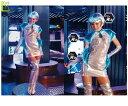 レディ サイバージャパン コスモフラッシィ 光る LED ライト クラブ 仮装 衣装 コスプレ コスチューム ハロウィン パーティ イベント イベントやクラブで目立っちゃおう キュートな仕上がりで目立つこと間違いなし