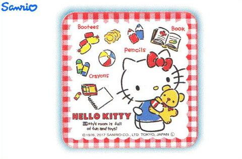 【ハローキティ】ミニタオル【ギンガム小物】【Kitty】【キティ】【キティちゃん】【グッズ】【サンリオ】【キャラ】【保育園】【幼稚園】【子供】【キッズ】【タオル】【たおる】【かわいい】