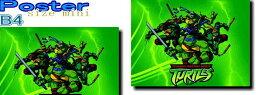 タートルズ【Mutant Ninja Turtles】ポスター!アメリカ〜ンなポスターが勢揃い!お部屋をカスタムしちゃいましょう♪【】【新商品】【大人気】
