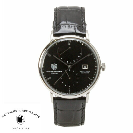 国内正規品 DUFA デュッファ 9010-01 腕時計 メンズ 男性用腕時計 ドイツ時計 オートマチック ステンレススチール ギフト 贈り物 プレゼント シンプル おしゃれ WATCH watch