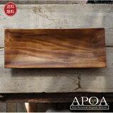 木製 スクエアープレート 長方形トレーウッド キッチン用品 お皿 おうちカフェ 大皿