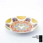 和食器 大皿 TIME MACHINE 平皿 (特大) MANDARA 和モダン ブランド 食器 食器ギフト ショープレート アリタポーセリンラボ