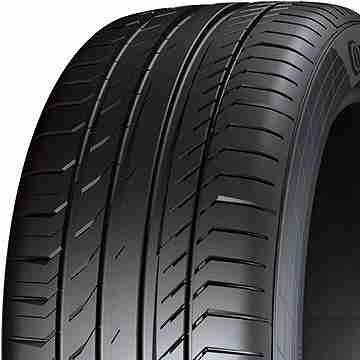 CONTINENTAL コンチネンタル コンチ スポーツコンタクト5 SSR MOE BENZ承認 225/40R18 92W XL 送料無料 タイヤ単品1本価格