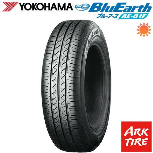 取付対象 YOKOHAMAヨコハマブルーアースAE-01F175/65R1584Sタイヤ単品1本価格