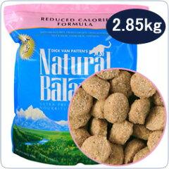 ナチュラルバランス リデュースカロリー キャットフード 2.85kg/低カロリー ダイエット 猫用ド...