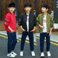 子供服男の子ジャケットスタンドカラーブルゾン快適キッズ可愛い肌触りkids000100100120_子供服
