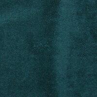 90匁ハンドタオル12枚セット:グリーン(全7色)【業務用タオル】【片面パイル地】