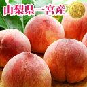 【山梨産 一宮の桃】4kg 桃 白桃 送料無料 お中元 産地直送 もも モモ ピーチ