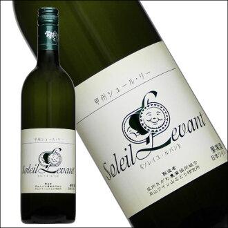 [月山葡萄酒·太陽·ruban甲州超現實主義·ri/月山葡萄酒山葡萄研究所]甲州葡萄酒日本葡萄酒白葡萄酒國產葡萄酒