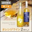 日本ワイン 甲州ワイン 白ワイン 辛口 [ オレンジワイン 2本セット]ワインセット 送料無料 国産 ワイン