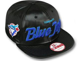 メンズ帽子, キャップ NEW ERA TORONTO BLUE JAYSCOOP REDUX SNAPBACKBLK-RYL 9FIFTY cap PUSCRIPT MLB