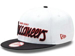 日本未発売!!カスタムカラーのNEW ERA製SNAPBACK CAP 帽子NEW ERA ニューエラ TAMPA BAY BUCCAN...