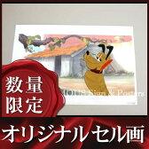 【オリジナルセル画】プルート (ディズニー雑貨 グッズ 撮影小道具) /額装サービス