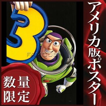 【映画ポスター】 トイストーリー3 ディズニー グッズ /バズライトイヤー ADV-DS